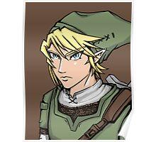 Link - Legend of Zelda Poster
