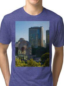 Hyde Park (Sydney): Sunrise Tri-blend T-Shirt