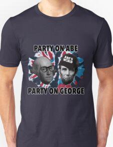 Abe's World Unisex T-Shirt
