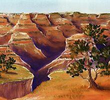 Grand Canyon by Anastasiya Malakhova