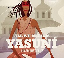 All we need is Yasuní by kiko