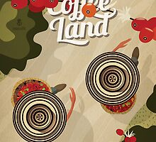 Colombia: The Coffee Land. by kiko