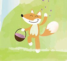 The Happy Fox by Empires Arcade