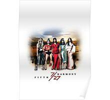 Fifth Harmony 7/27 Poster