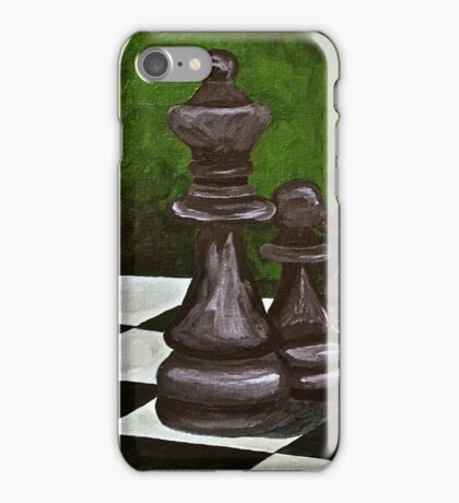 Following the Queen iPhone Case/Skin