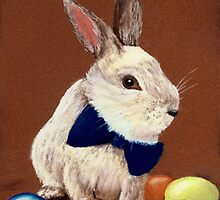 Mr. Rabbit by Anastasiya Malakhova