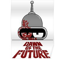 Bender Dawn of the Future - Light Poster
