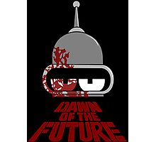 Bender Dawn of the Future - Dark Photographic Print