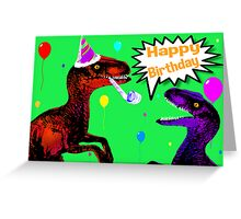 Snappy Birthday! Greeting Card