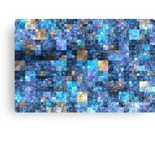 The Neverending Sea Abstract  Canvas Print