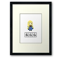 Breaking Bad Minion Framed Print