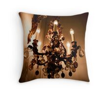 Jewels Throw Pillow