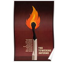 Towering Inferno Poster
