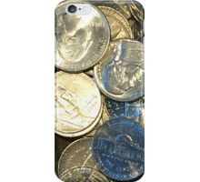 Nickle's Plus Twenty-Five iPhone Case/Skin