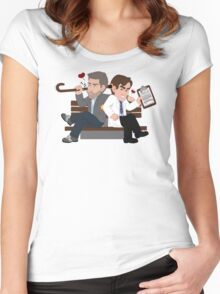 Medical (B)romance Women's Fitted Scoop T-Shirt