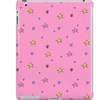 Stars pattern pink iPad Case/Skin