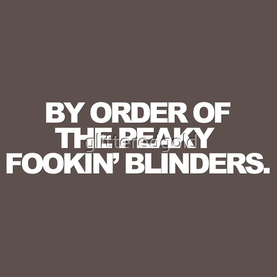 Peaky Blinders Gifts Amp Merchandise Redbubble