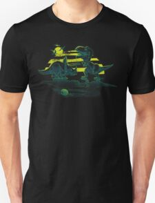 EPIC DINOSAUR BATTLE at Dawn Unisex T-Shirt