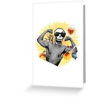 Papyrus The Spaguetti BOSS Greeting Card