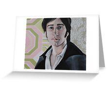 Mr. Fitzwilliam Darcy Greeting Card