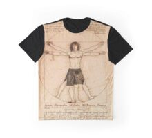 JAMMF - the perfect man Graphic T-Shirt