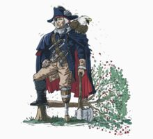 GEORGE WASHINGTON FOUNDING PIRATE FATHER Kids Clothes
