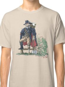 GEORGE WASHINGTON FOUNDING PIRATE FATHER Classic T-Shirt