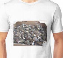 Mushrooms at Farmers Market, Milwaukie, OR Unisex T-Shirt