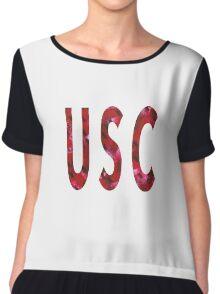 University of South Carolina Chiffon Top
