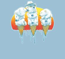 Polar Bear Summer POLAR CONES T-Shirt