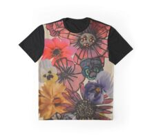 Flowers, silk and photographs Graphic T-Shirt