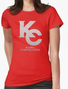 Kaiba Corp Womens Fitted T-Shirt