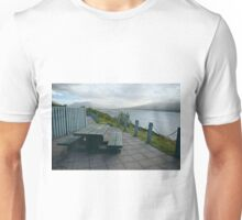 Table With A View Or Lets Have Lunch... Unisex T-Shirt