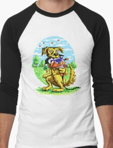 8-BIT DOG HUNTS DUCK T-Shirt