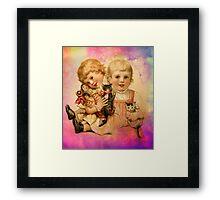THIS GIRLS LIFE 5 Framed Print