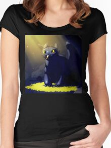 How to Train Your Dragon 07 Women's Fitted Scoop T-Shirt