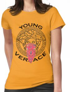 young versace Womens Fitted T-Shirt