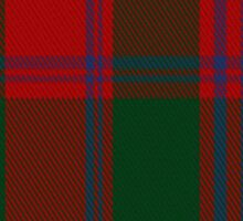 02482 Drummond #2 Clan/Family Tartan  Sticker
