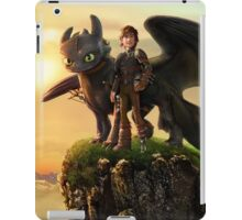 How to Train Your Dragon 09 iPad Case/Skin