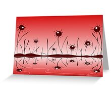 Line of Defense Greeting Card