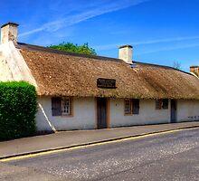 Burns Cottage by Tom Gomez