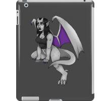 Gargoyle Babe iPad Case/Skin