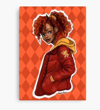 Rose Weasley Canvas Print