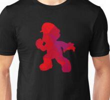 Mario - Fractal Unisex T-Shirt