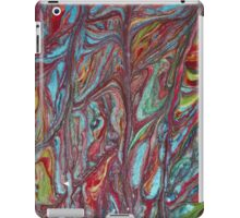 Colourful paint photography iPad Case/Skin