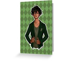 Albus Severus Potter Greeting Card
