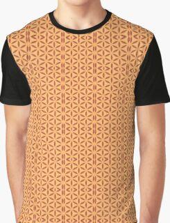 Aztec Gold Graphic T-Shirt