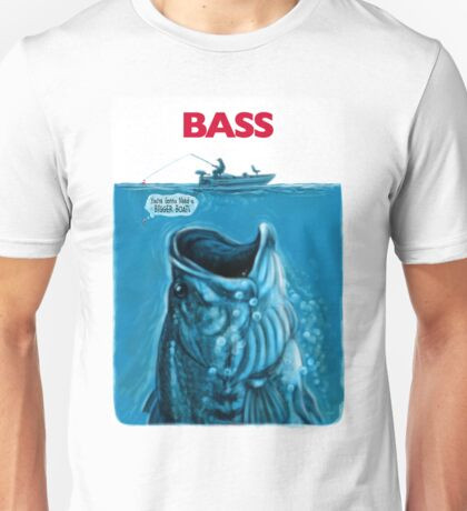 GONNA NEED A BIGGER BOAT Unisex T-Shirt