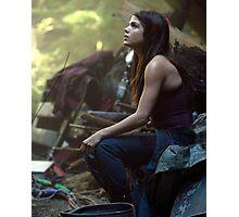 Octavia Blake  Photographic Print