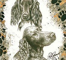 Sam and Dave - # 2 by julieannart